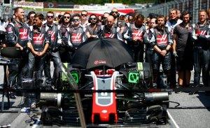 Haas no estará presente en el test de Hungaroring