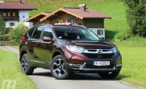 La gama del nuevo Honda CR-V 2018 llegará a España a partir de octubre