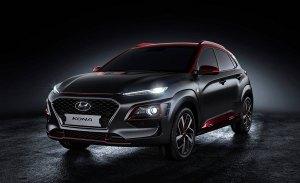 El nuevo Hyundai Kona se viste de Iron Man en una llamativa edición limitada