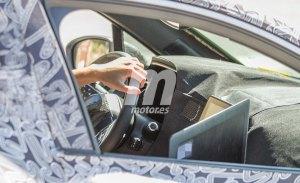 Un vistazo indiscreto al interior del Renault Clio 2019