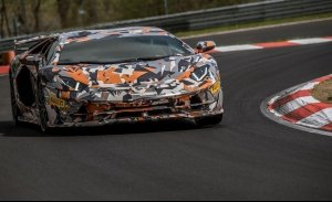 El Lamborghini Aventador SVJ pulveriza el récord de Nürburgring