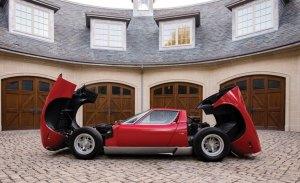 El Lamborghini Miura SV único del creador del Cizeta V16T