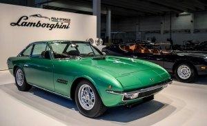 Lamborghini Polo Storico restaura sus Islero y Espada por su 50 Aniversario