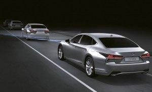 Lexus introduce la segunda generación del Safety System+