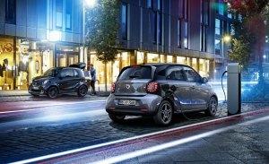Los eléctricos Smart ForTwo y ForFour EQ, ya a la venta homologados según el ciclo WLTP