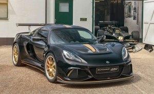 Lotus presenta las ediciones Type 49 y 79 del Exige Cup 430