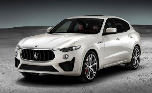 El nuevo Maserati Levante GTS 2019 se presenta con un motor V8 de origen Ferrari