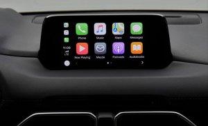 Mazda añade Apple CarPlay y Android Auto en su sistema de info-entretenimiento MZD Connect