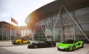 McLaren lanzará 18 nuevos modelos híbridos antes de 2025