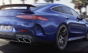La gama de los nuevos Mercedes-AMG GT 4 Puertas ya tiene precio