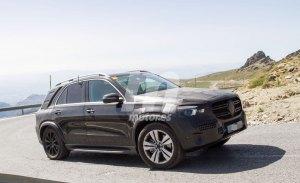 La versión híbrida del nuevo Mercedes Clase GLE ya está en desarrollo