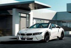 AC Schnitzer presenta su paquete de mejoras para el BMW i8 Roadster