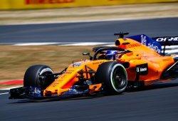 """Alonso sobre las curvas 1 y 2: """"Con DRS cerrado te diviertes, si lo abres quizá menos"""""""