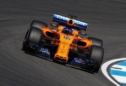 """Alonso, tras clasificar 11º: """"Salimos en nuestra pole position del grupo medio"""""""