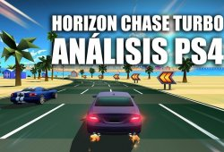 Análisis Horizon Chase Turbo para PlayStation 4: querida retro nostalgia