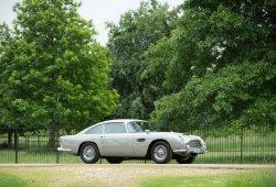 El Museo de espías de Nueva York compra el Aston Martin DB5 de Goldeneye por 2.6 millones