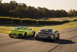 Aston Martin, la reina de las redes sociales frente a las Premium de Audi, BMW y Mercedes