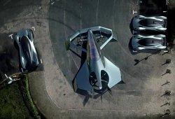 Aston Martin presenta su primer avión: el nuevo Vision Volante Concept