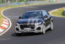 El Audi RS Q8 se enfrenta al Nürburgring en sus últimas pruebas