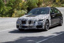 BMW 745e iPerformance, la berlina de lujo estrenará versión híbrida más potente