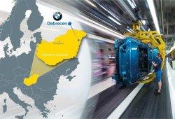 BMW tendrá una nueva fábrica en Europa: Debrecen, Hungría