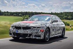 BMW adelanta de forma oficial la nueva generación del Serie 3, que estará en venta en 2019