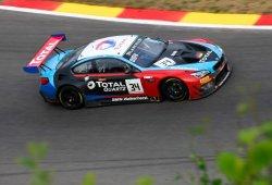 BMW vuelve al trono de las 24 Horas de Spa con un doblete