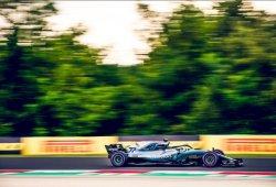 "Bottas, sobre Ricciardo: ""Vio que iba muy rápido, pero aún así giró"""