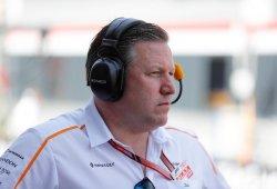 """Brown: """"Las causas de la situación de McLaren son sistémicas y estructurales"""""""