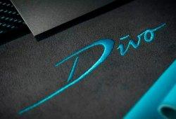 Bugatti muestra un primer adelanto del nuevo Chiron Divo