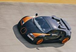Cambiar el aceite y los filtros de un Bugatti Veyron cuesta 18.000 euros