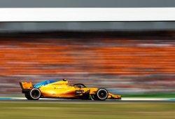 La caja de cambios: el talón de Aquiles de McLaren