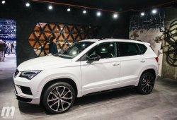 El nuevo Cupra Ateca de SEAT tendrá un precio base de 44.790 euros