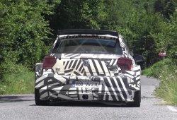 Eric Camilli prueba en Italia el Volkswagen Polo GTI R5