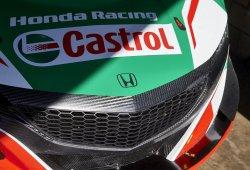 Guerrieri y Baguette, pilotos Honda en las 24 Horas de Spa