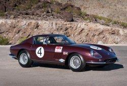Uno de los raros Ferrari 275 GTB/C de competición a subasta