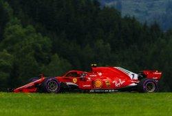 Ferrari saca partido de la fragilidad de Mercedes