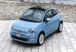 Fiat celebra el cumpleaños del 500 con la edición Spiaggina '58