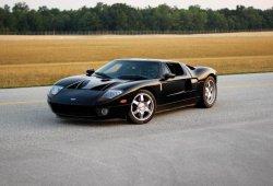 Ford GT CP-4: aparece a la venta el prototipo más rápido del Ford GT