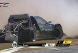 Los incidentes más espectaculares del Goodwood Festival of Speed 2018