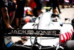 Grosjean no saldrá a la segunda sesión de libres