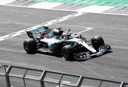 """Hamilton: """"Fue la vuelta más complicada que he dado en una clasificación"""""""