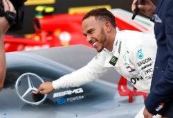 """Hamilton: """"Mercedes es el lugar adecuado para los próximos años"""""""