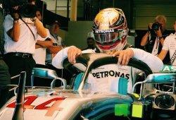 Hamilton, de récord en los primeros libres en Silverstone