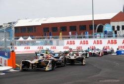 Highlights del ePrix de Nueva York de la Fórmula E 2017-18