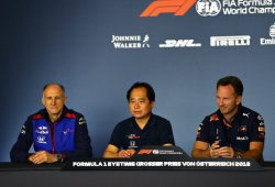 Horner niega que Red Bull presione a Honda para sacrificar a Toro Rosso