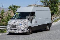 El facelift del Iveco Daily cazado durante sus pruebas