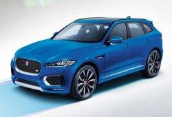 Jaguar registra la denominación C-Pace ¿nuevo crossover en camino?