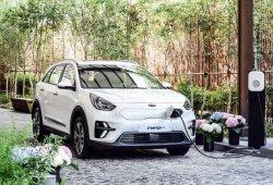 El Kia Niro EV será presentado en el Salón de París 2018