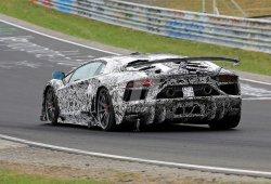 ¿El nuevo Aventador SuperVeloce Jota ha roto el récord de Nürburgring?